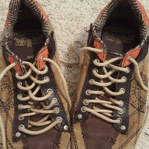 Levi Strauss athletic shoes size 8